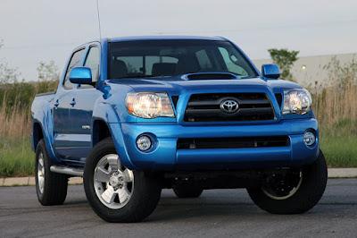 Toyota New Tacoma 2012
