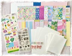 April 2020 Cafe Card Kit