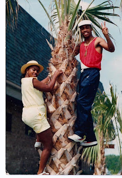 Ma Dukes & Fresh Dre...The natives were restless when we brought Fila's to the Islands!