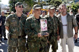2° Encontro de Unidades K9 contou com a participação dos Fuzileiros Navais do Rio de Janeiro