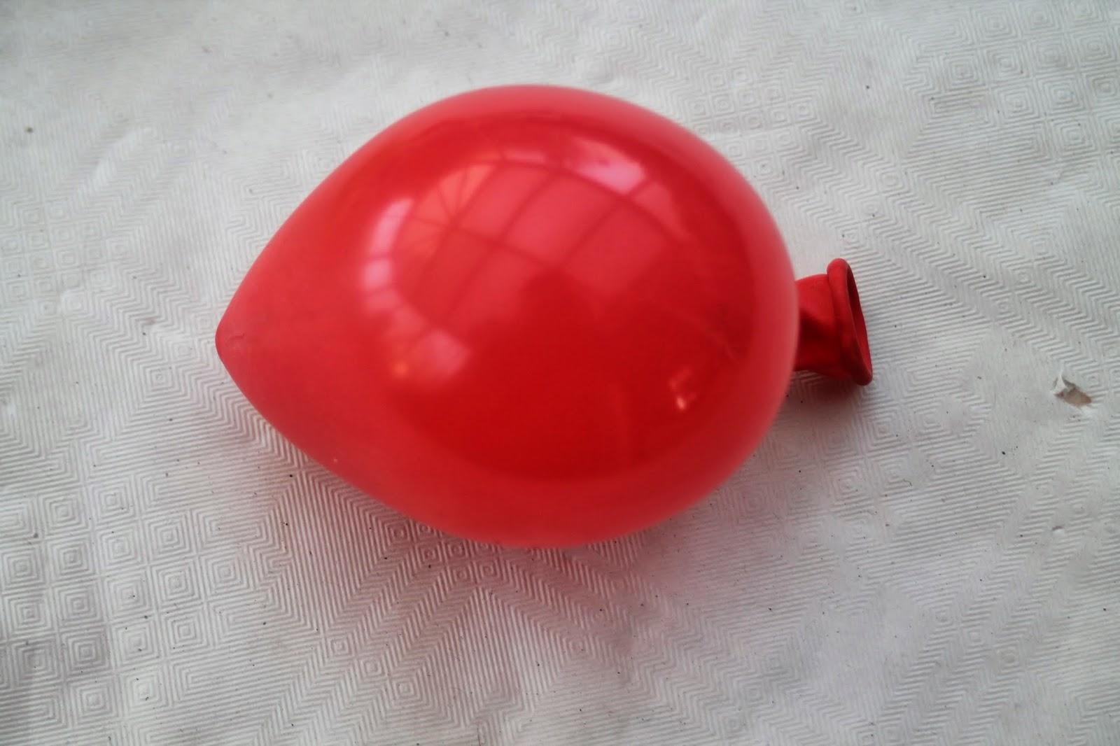 Mati re cr ative comment fabriquer une balle rebondissante avec des ballons de baudruche - Comment degonfler un ballon ...