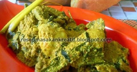 resep ayam tuturuga opor enak khas manado   resep aneka