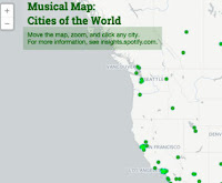 Musical City Map image