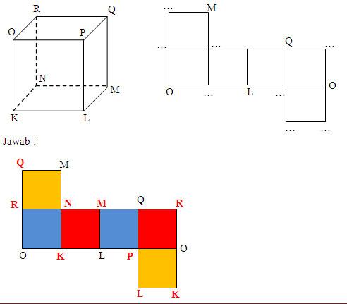 Materi Dan Contoh Soal Matematika Sd Smp Sma Kubus Smp Kelas Viii