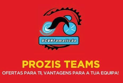 Prozis Teams - Cupão de desconto UCVNF - clicar imagem: