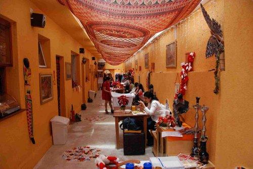 Centro Cultural Shangrila House - 1989- 2012