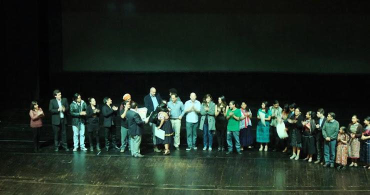 Inauguración del XV Festival Ícaro de Cine en Centroamérica