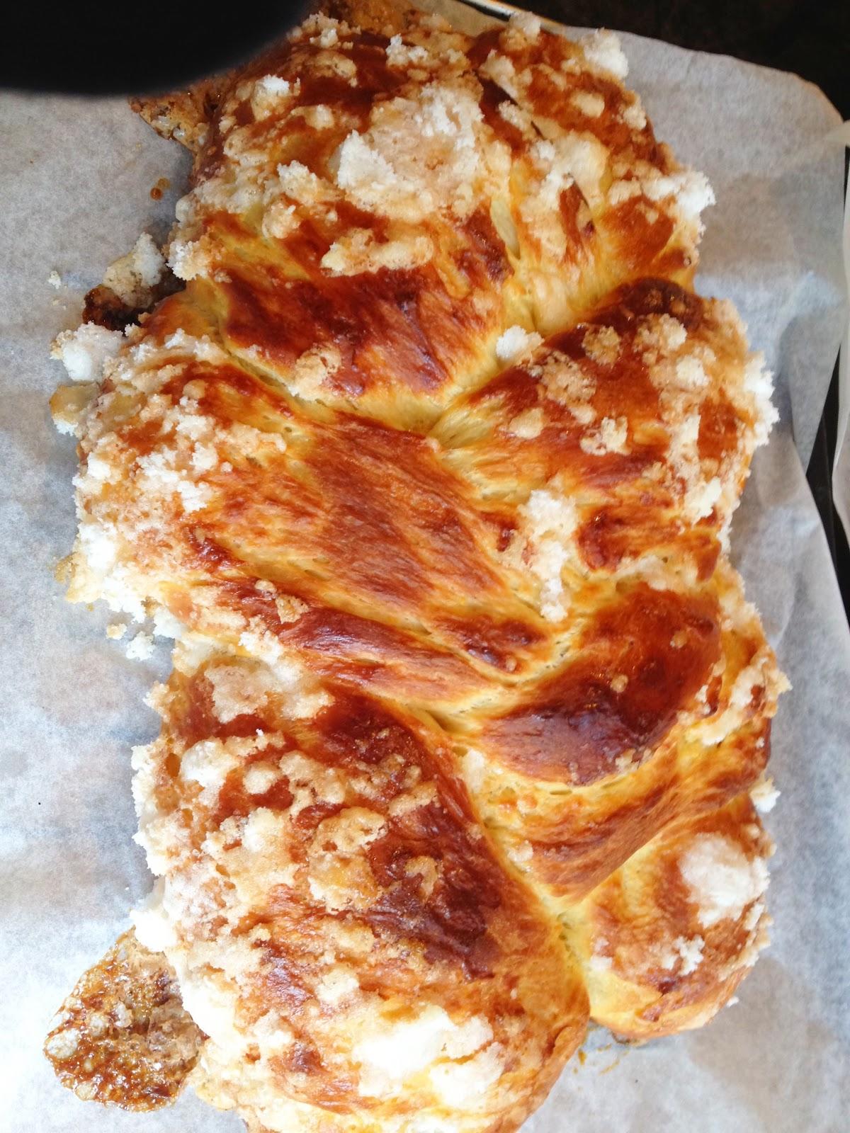 Rosca de Pascua - Cookpad - el gusto de cocinar mis recetas