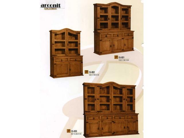 Muebles el viejo roble oferta de muebles de madera for Muebles colmenar viejo