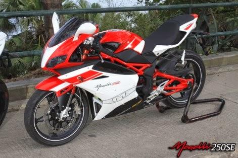 Megelli 250 R Special Edition 2013