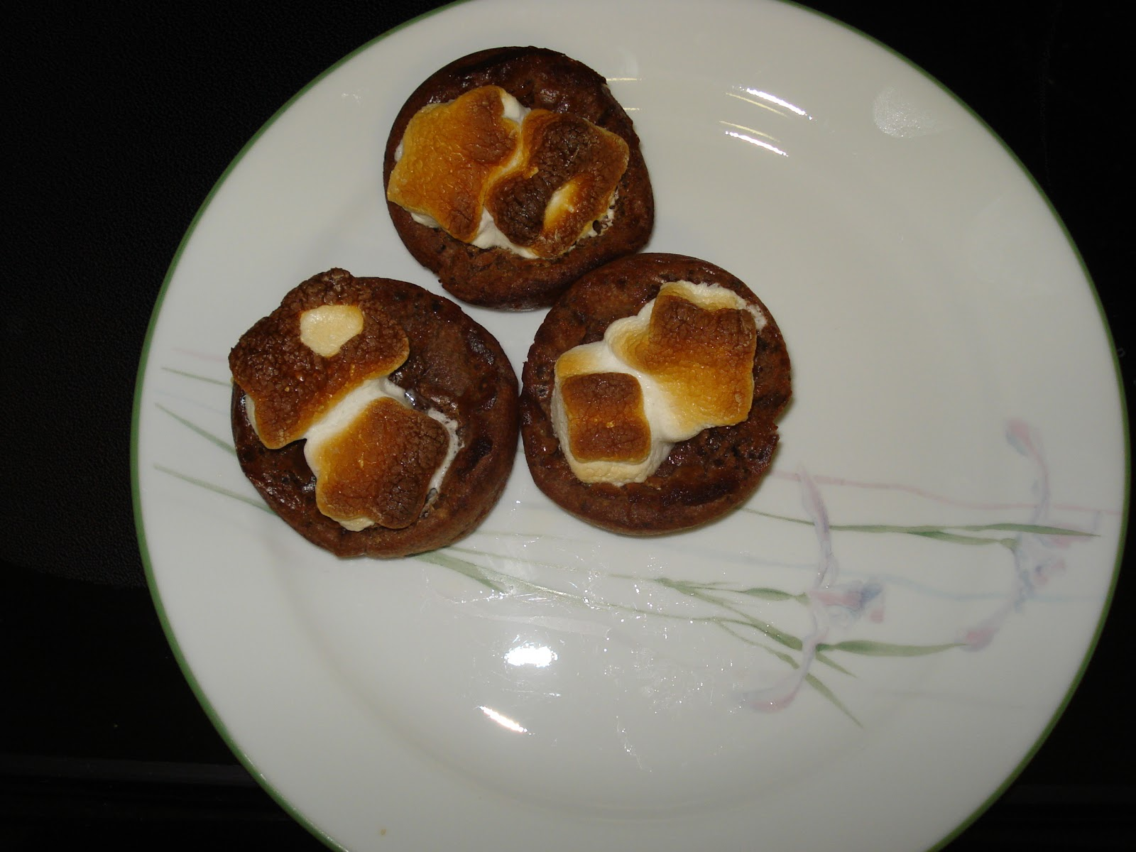 Sweet 'n' Savory Eats: S'mores Popovers-A Good Breakfast for a La...