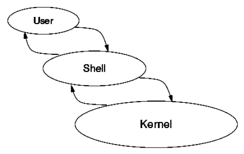 Pengertian Shel, Macam-Macam Shel dan Cara User Berkomunikasi Dengan Kernel Melalui Shell