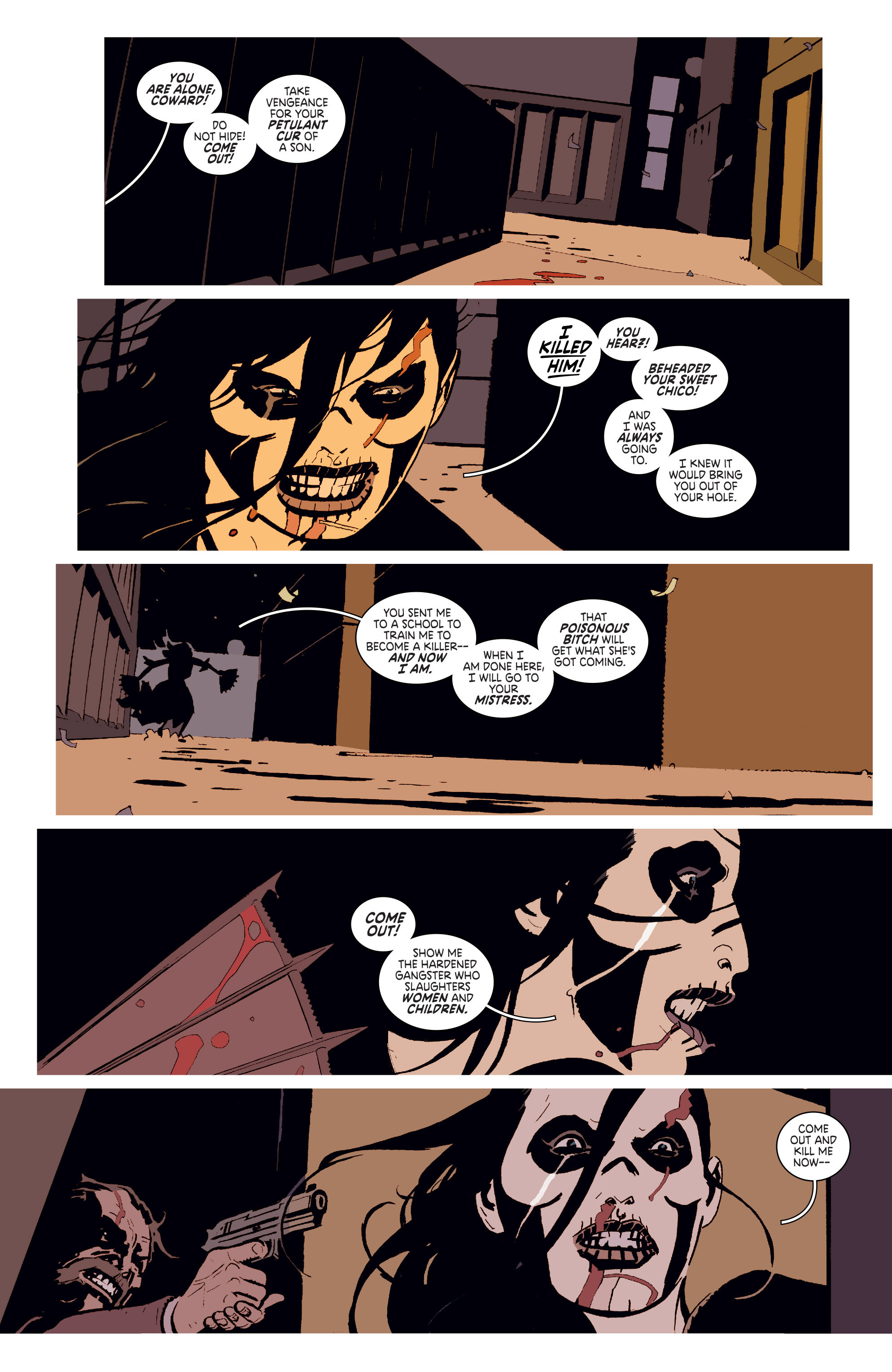 Read online Deadly Class comic -  Issue # _TPB 3 - 41