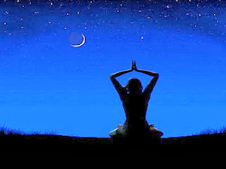 Rutina nocturna de Yoga