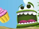 Kurbağa Kek Yiyor