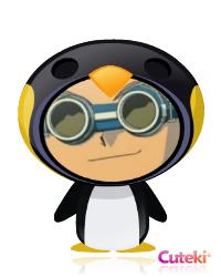 Jude Sharp es un pingüino emperador xD