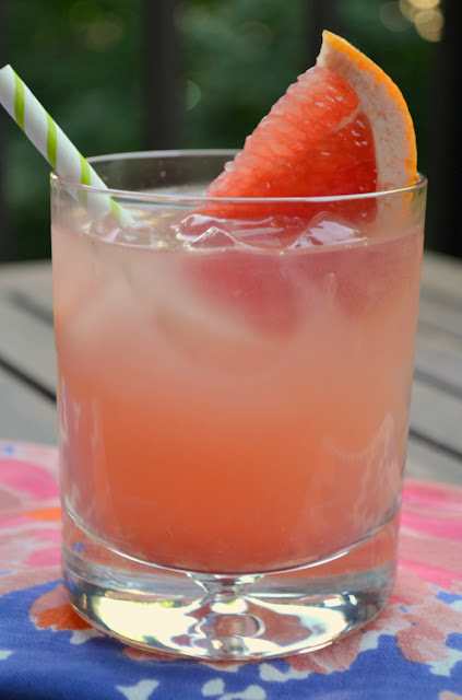 grapefruit and vodka cocktail recipe