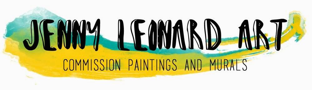 Jenny Leonard Art Blog