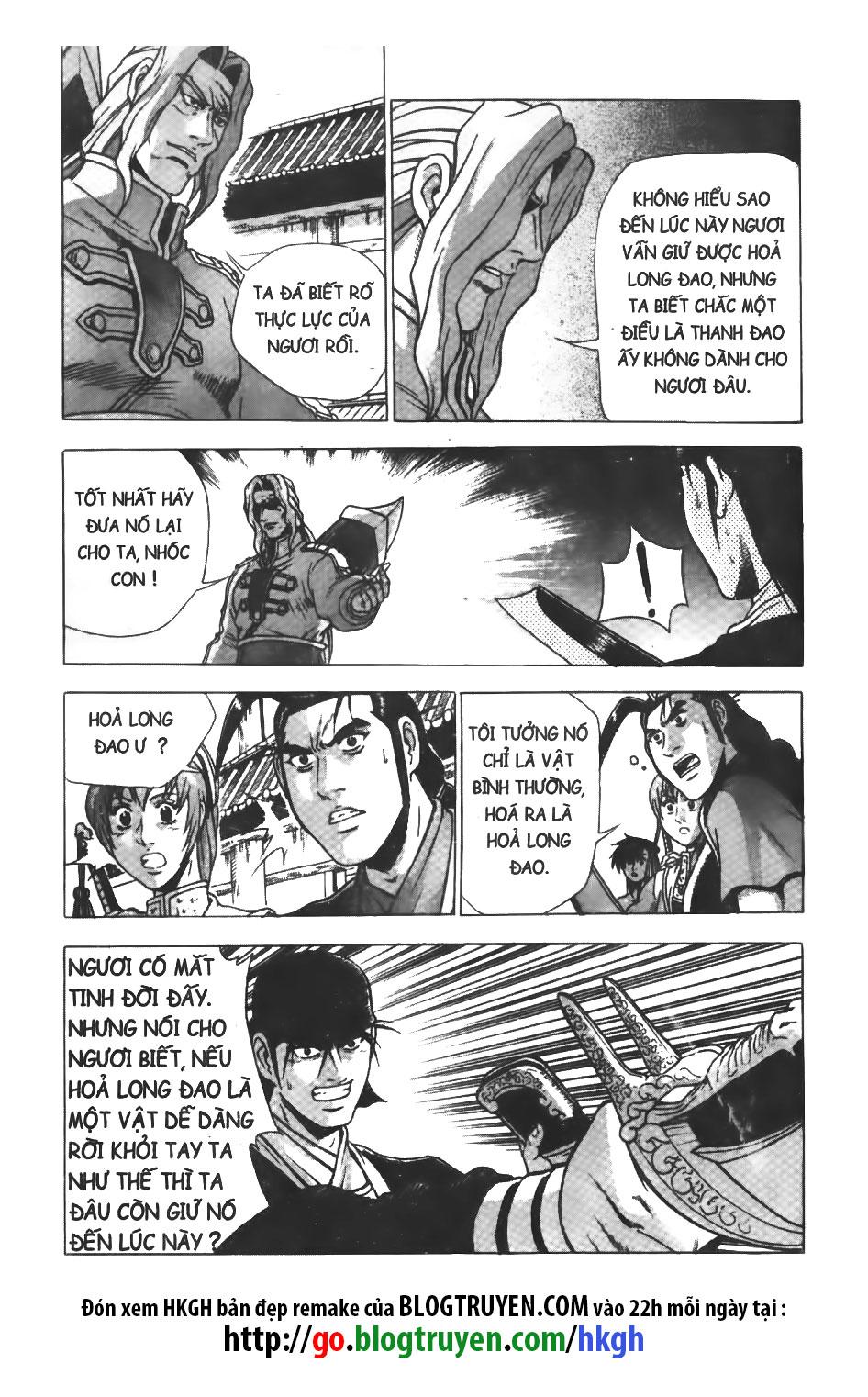 Hiệp Khách Giang Hồ chap 247 page 6 - IZTruyenTranh.com