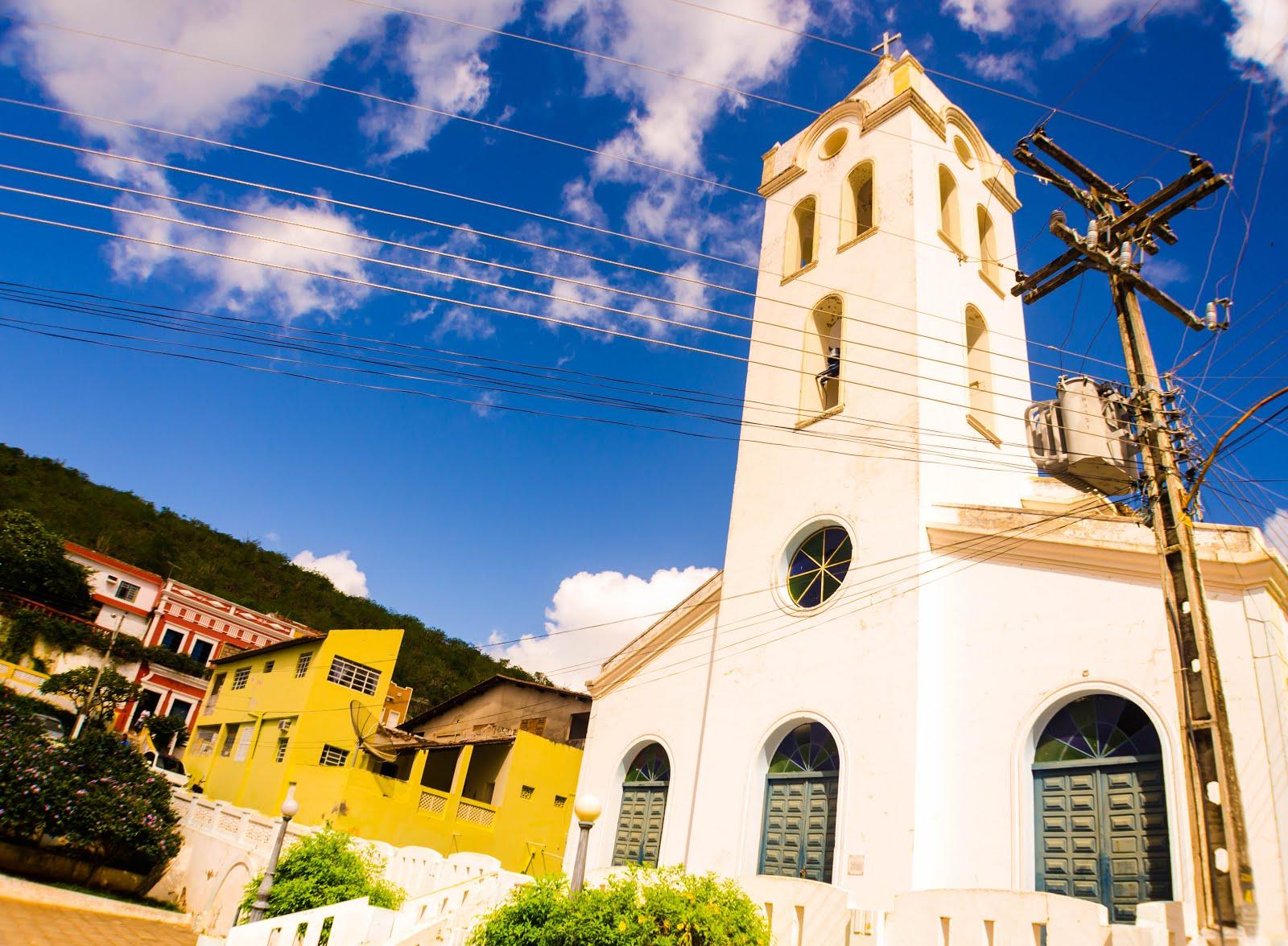 IGREJA DE PIRANHAS, ALAGOAS