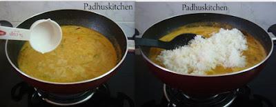 Tamil style sambar sadam recipe