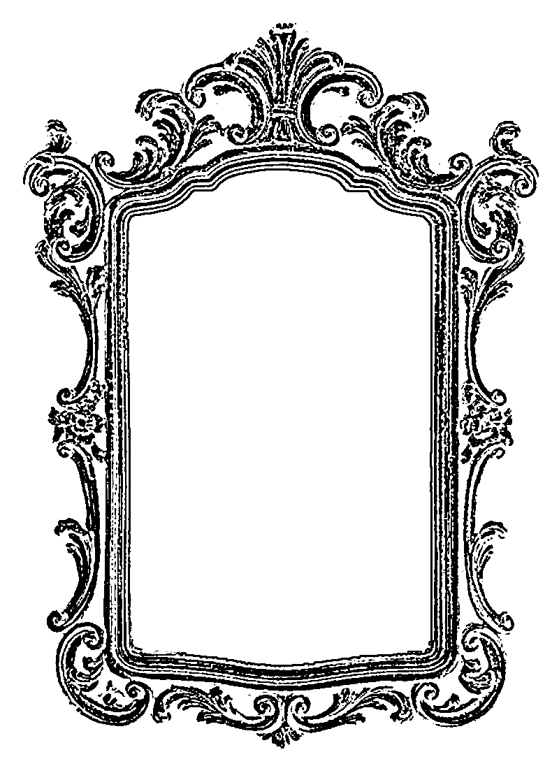 Download Image Mirror Border Clip Art PC Android IPhone And IPad
