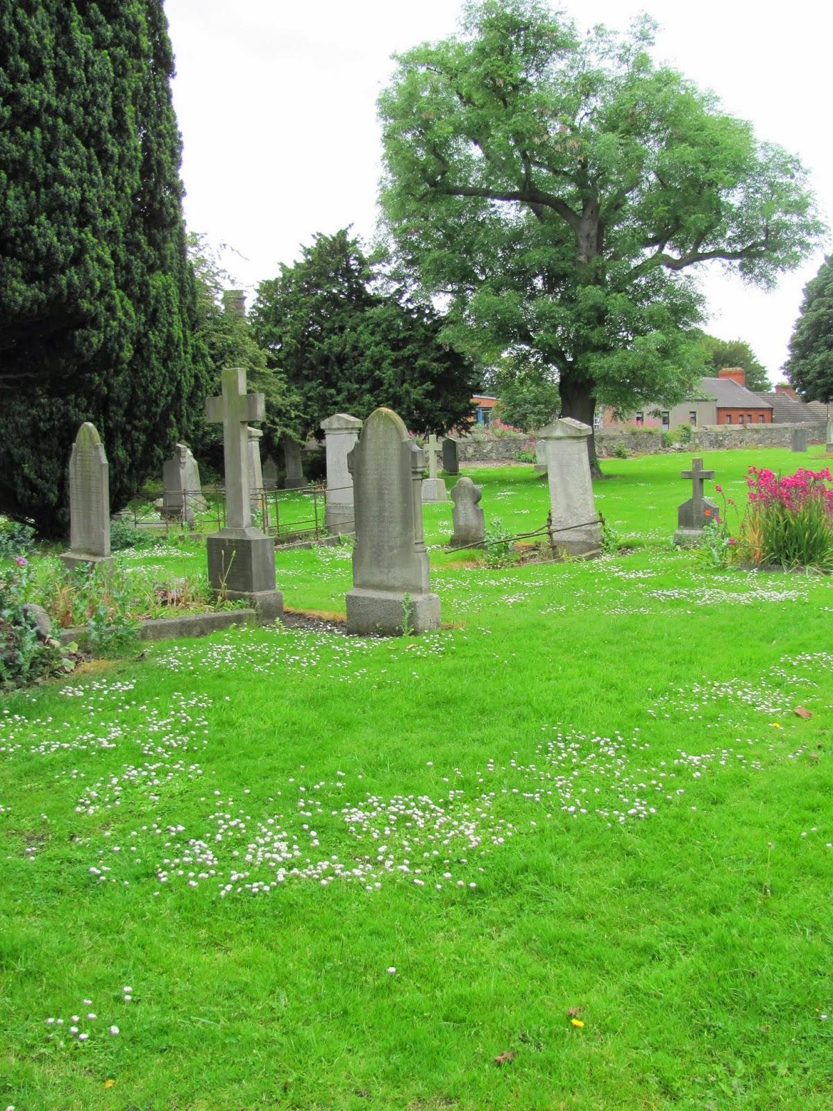 Officers Cemetery Royal Hospital Kilmainham, Dublin