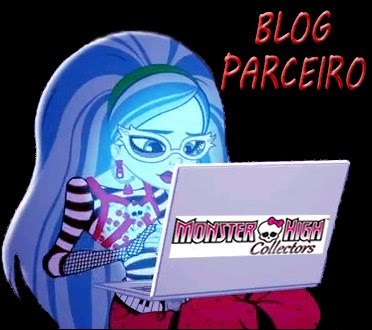 Blog Parceiro com Monster High Collectors!