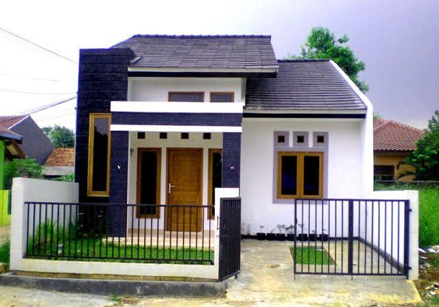 50 Bentuk Amp Model Rumah Minimalis Sederhana Di Kampung