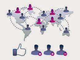 Con Facebook y otras redes sociales las personas hoy están más comunicadas que nunca en la historia de la humanidad