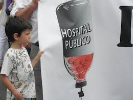 ¡Hospital Público del Sur, Ya!