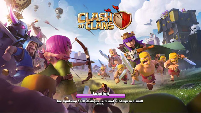 Update Town Hall 11 Clash Of Clans untuk Android membawa banyak bug