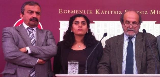 BDP'de şok 3 İstifa