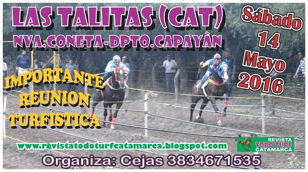 LAS TALITAS 14/05/2016