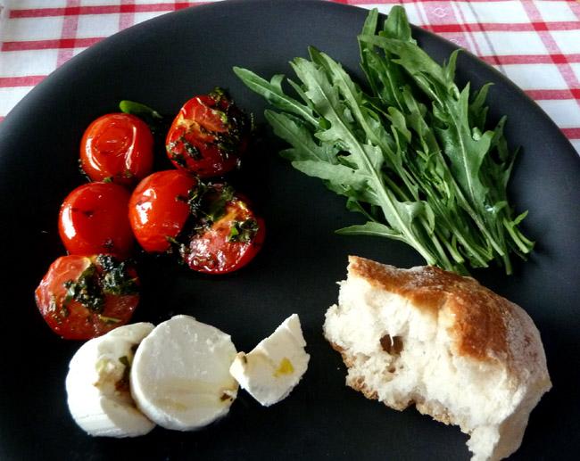 Sommerküche Tomaten : Ann und für sich sommerküche gegrillte tomaten