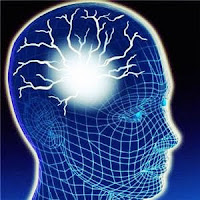 Imagen cerebro con actividad