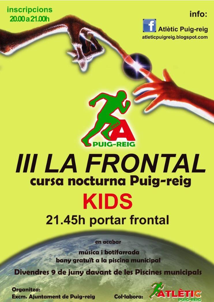 La III Frontal KIDS