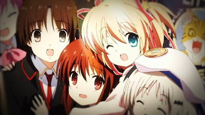 Little Busters!: Refrain Episode 12 Subtitle Indonesia - Anime 21