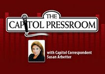 The Capitol Pressroom for May 29, 2012