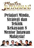 Mentor Jutawan bersama Irfan Khairi!