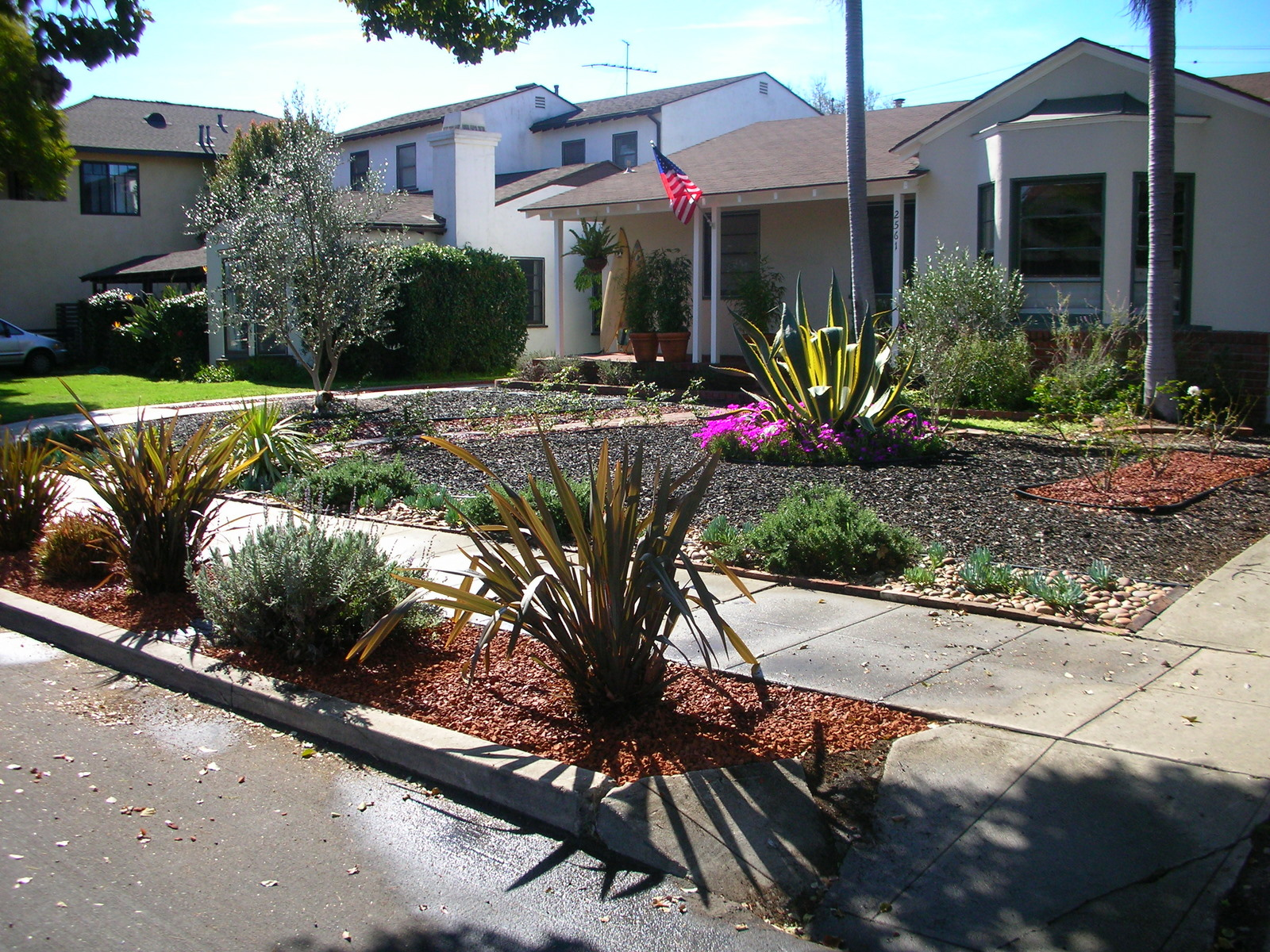 Landscaping Landscaping Ideas For Front Yard Low Water