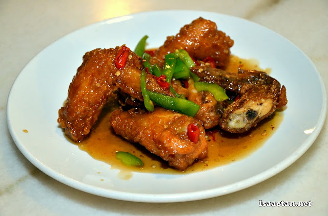 #1 Honey Chicken - RM3.50