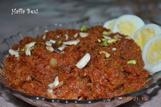 Carrot Pudding| Gajar ka halwa| Eggs| Desserts| Sweets