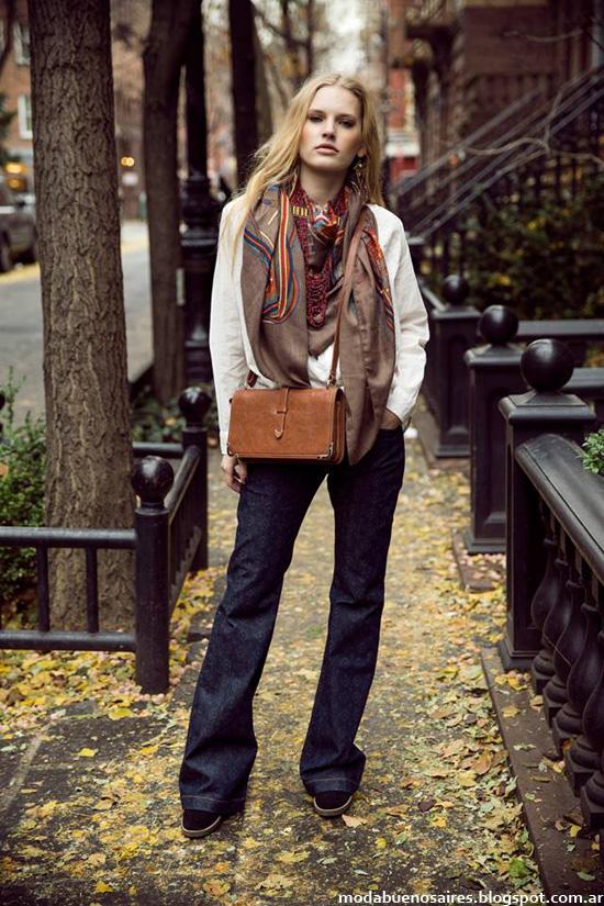 India Style otoño invierno 2014 pantalones de jeans moda invierno 2014.