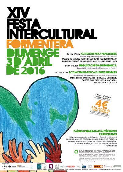 XIV FIESTA INTERCULTURAL Formentera