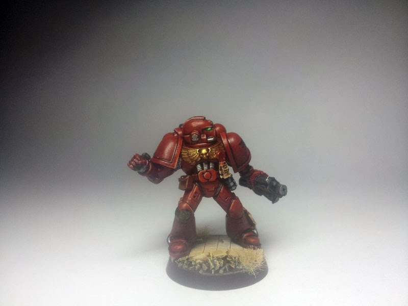 BLOOD ANGELS - WARHAMMER 40000 5-4