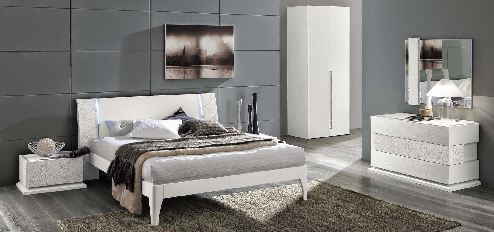 id e de peinture pour chambre id es d co moderne. Black Bedroom Furniture Sets. Home Design Ideas