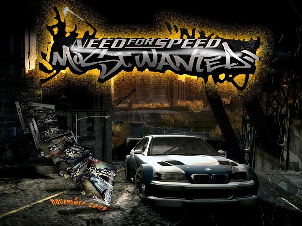 Need for Speed Most Wanted (bukan black Edition) Kode Curang PS2