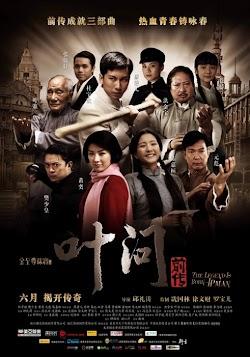 Diệp Vấn Tiền Truyện - Ip Man: The Legend Is Born (2010) Poster
