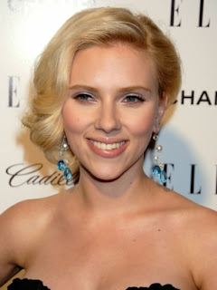 Celebrity Summer Hair Styles Ideas From scarlett johansson